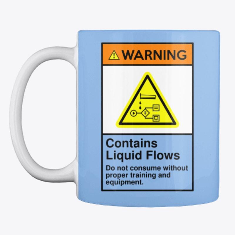Liquid Flows Salesforce Mug